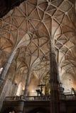 Mosteiro dos Jeronimos, Lisbon, Portugal Stock Photo