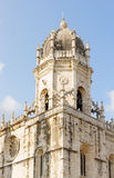 Mosteiro dos Jeronimos in Lisbon, Portugal Royalty Free Stock Photography