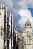 Mosteiro dos Jeronimos monument Stock Photography
