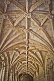 Mosteiro Kloster-Decke Stockfoto
