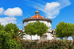 Mosteiro Serra do Pilar Royalty Free Stock Image