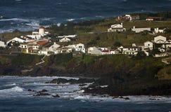 Mosteiros,圣地米格尔,亚速尔群岛(葡萄牙) 库存图片