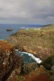 Mosteiros Azores Fotografía de archivo