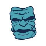 Moster azul Imagens de Stock Royalty Free