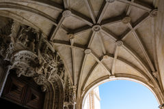 Mosterio dos Jeronimos Architecture Destination Sightseeing Euro Stock Photos