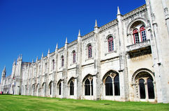 Mosterio dos Jeronimos,Portugal Stock Photography