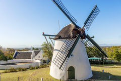 Mostert's Mill in Mowbray, South Africa. Stock Image