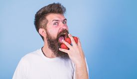 Mostly carbohydrates sucrose fructose glucose. Carbohydrate content strawberry. Metabolic disease. Strawberries safest. Fruit for sugar levels. Man beard royalty free stock photo