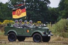 Mostra 2011 da guerra e da paz Foto de Stock