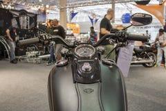 Mostra 2012 - Brasil - São Paulo da motocicleta Fotos de Stock Royalty Free