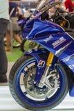 Mostra 2012 - Brasil - São Paulo da motocicleta Imagem de Stock