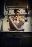 Mostra #3 da cozinha Fotografia de Stock Royalty Free
