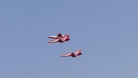 Mostra Aero da Índia Imagem de Stock