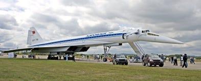 Mostra aeroespacial MAKS-2009 (3) Foto de Stock Royalty Free
