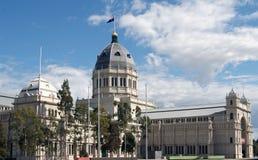 Mostra corridoio storica, Melbourne fotografie stock libere da diritti