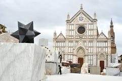 Mostra da arte moderna em Florença, Italy imagens de stock royalty free