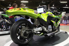 Mostra da motocicleta Fotos de Stock