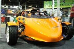 Mostra da motocicleta de Chicago - T Rex Trike Foto de Stock Royalty Free