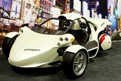 Mostra da motocicleta de Chicago - Trax Trike Foto de Stock Royalty Free