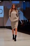 Mostra da semana de moda Fotografia de Stock Royalty Free