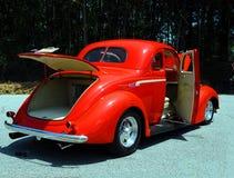 Mostra de carro Fotografia de Stock Royalty Free