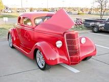 Mostra de carro 3. Imagens de Stock Royalty Free