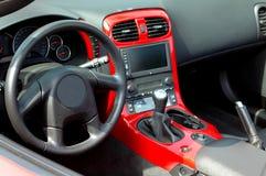 Mostra de carro Fotografia de Stock