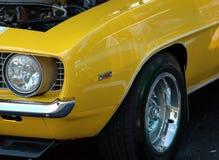 Mostra de carro imagem de stock royalty free