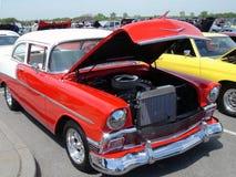 Mostra de carro antigo Fotografia de Stock