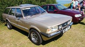 Mostra de carro clássica Foto de Stock Royalty Free