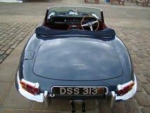 Mostra de carro do vintage Fotos de Stock Royalty Free