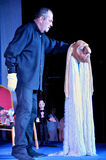 Mostra de fantoche portuguesa Foto de Stock Royalty Free