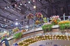 Mostra de flor 2017 de Philadelphfia Imagem de Stock Royalty Free