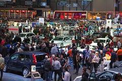 Mostra de motor internacional de Genebra 81th fotografia de stock royalty free