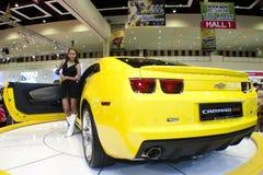 Mostra de motor internacional de Kuala Lumpur (KLIMS) 2010 Fotos de Stock Royalty Free