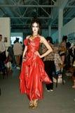 Mostra de Vivienne Westwood shanghai de bastidores Imagens de Stock