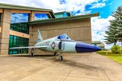 Mostra degli aerei Fotografie Stock Libere da Diritti