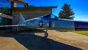Mostra degli aerei Fotografie Stock