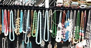 Mostra degli artigianato in Tunisia Immagine Stock
