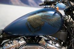 Mostra del motociclo e dell'automobile 2018 immagine stock