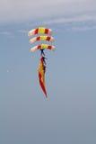 Mostra del paracadutista Immagini Stock Libere da Diritti