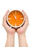 Mostra del tempo Immagine Stock