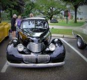 Mostra dell'automobile Fotografie Stock Libere da Diritti