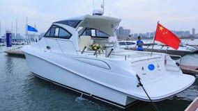Mostra dell'yacht fotografie stock libere da diritti