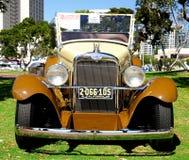 Mostra delle automobili del collettore Fotografie Stock