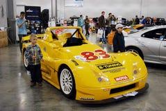 Mostra delle automobili su misura nel ` dell'Expo del croco del `, 2012 Fotografia Stock