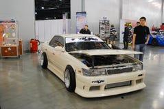 Mostra delle automobili su misura nel ` dell'Expo del croco del `, 2012 Immagini Stock Libere da Diritti