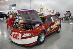 Mostra delle automobili su misura nel ` dell'Expo del croco del `, 2012 Fotografia Stock Libera da Diritti