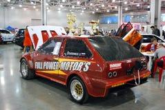 Mostra delle automobili su misura nel ` dell'Expo del croco del `, 2012 Immagine Stock