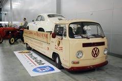 Mostra delle automobili su misura nel ` dell'Expo del croco del `, 2012 Fotografie Stock Libere da Diritti